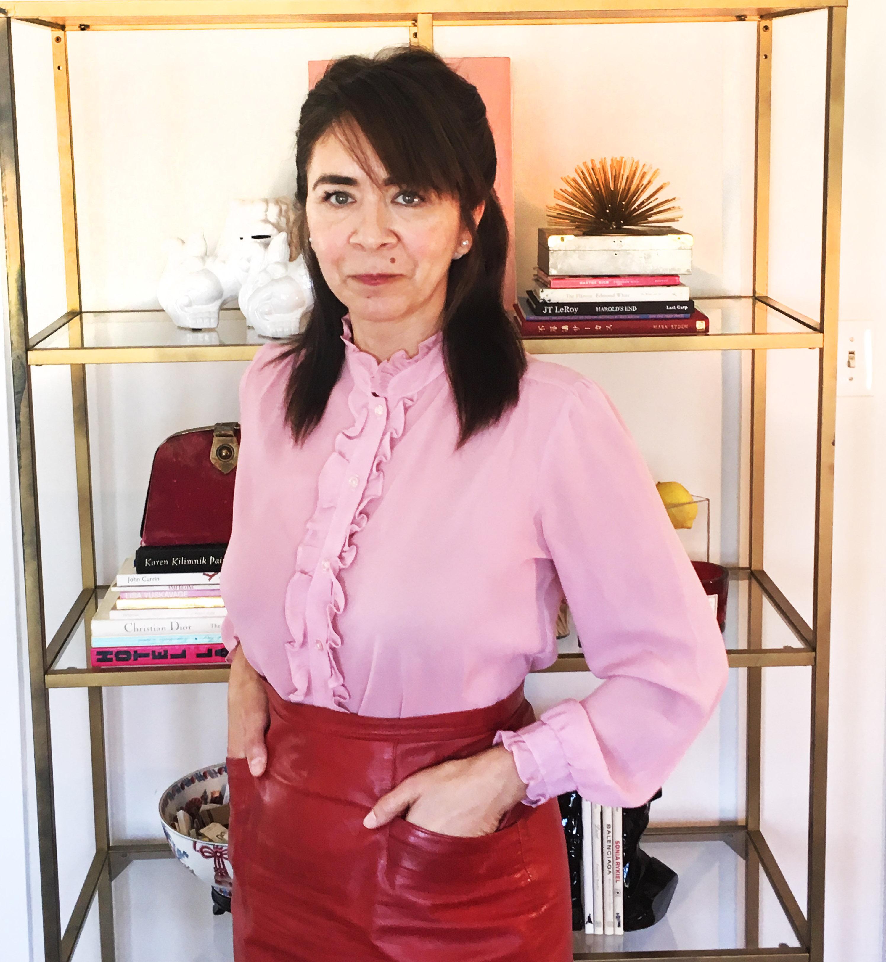 fashion forecasting expert Arlene Guerra